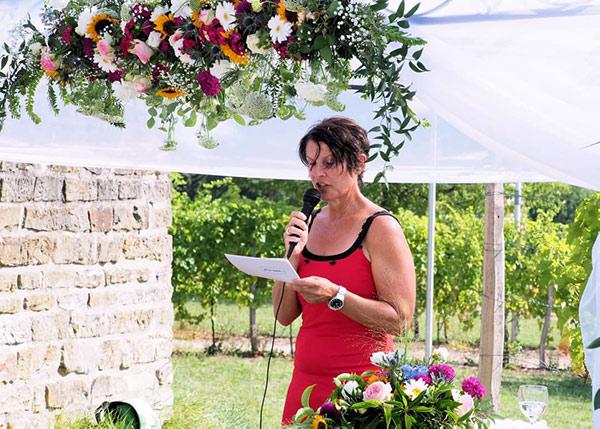 Tina Redet Traurednerin Hochzeit
