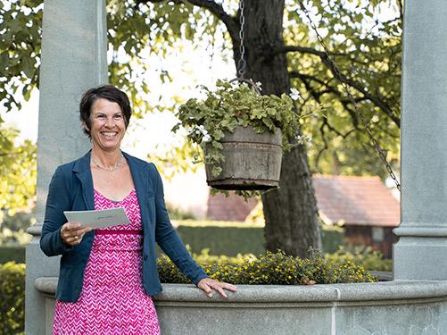 freie Rednerin Kristina Schray Tinaredet