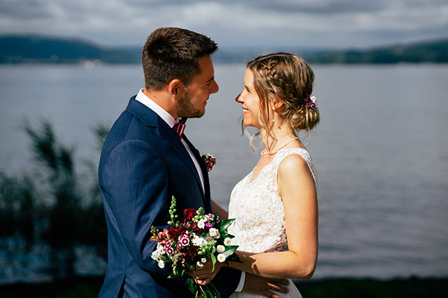 Brautpaar Freie Trauung Kristina Schray