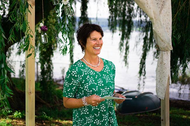 Freie Hochzeitsrednerin Kristina Schray Bodensee