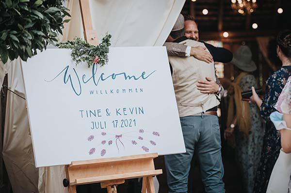 Tina Redet Hochzeit Freie Trauung